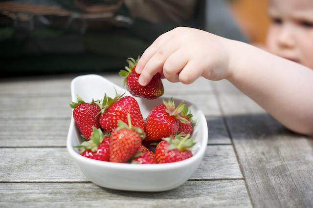 Aardbeien 3