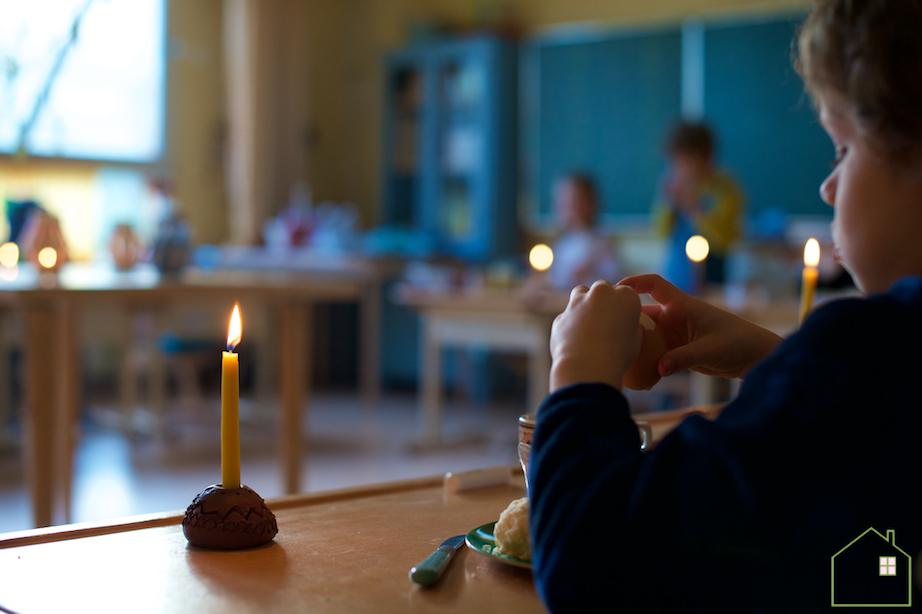 Vrije school: Maria Lichtmis, het laatste lichtfeest