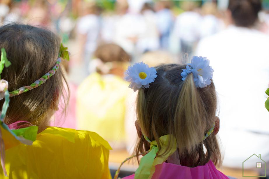 Vrije School: Pinksterfeest